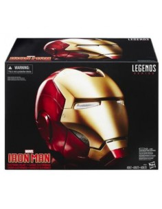 Electronic Helmet Iron Man