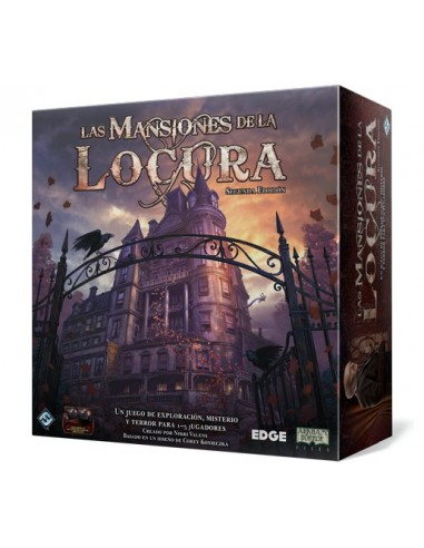 Mansions of Madness (Spanish) Second Edition