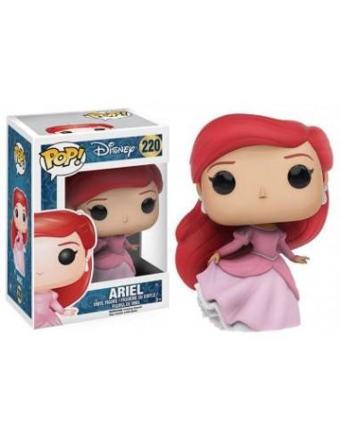 Pop Ariel in Gown. Little Mermaid