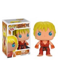 Pop Ken. Street Fighter