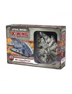 Star Wars X-Wing: Milenium...