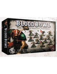 Blood Bowl: The Skavenblight Scramblers