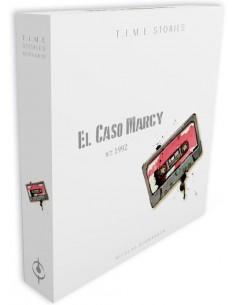 TIME Stories. El Caso Marcy