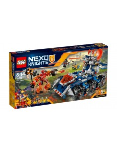 Lego Nexo Knights. Torre Movil Axl 70322