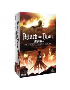 Attack on Titan Juego de Mesa