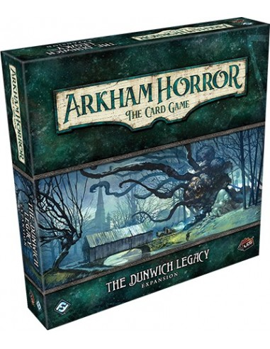 Arkham Horror Lcg: The Dunwich Horror
