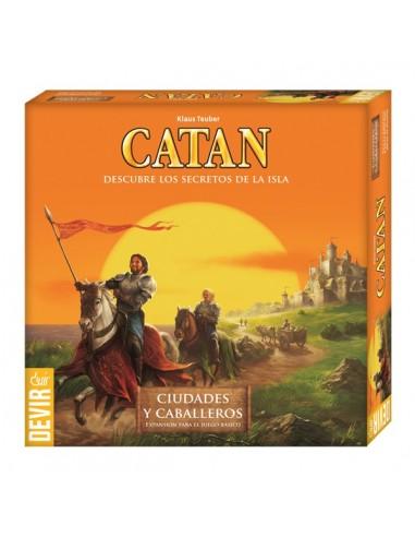 Los Colonos de Catán: Ciudades y Caballeros de Catán