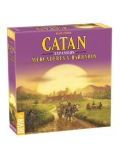 Los Colonos de Catán: Mercaderes y barbaros