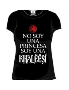 Camiseta chica Khaleesi