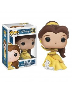 Pop Belle in Gown. The Beauty and the Beast