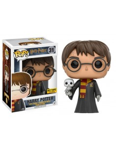 Pop Harry Potter with Hedwgid. Harry Potter