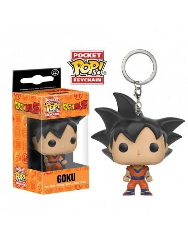 Pop Keychain Goku. Dragon Ball Z
