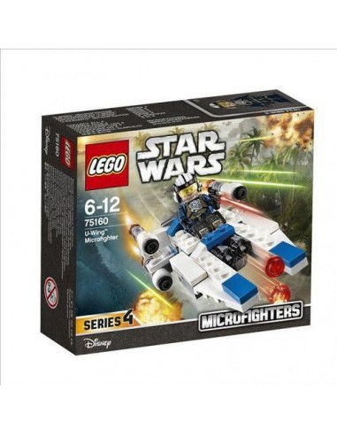 Lego U Wing Microfighter
