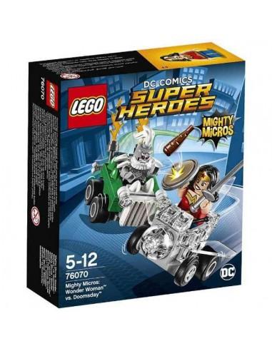 Lego Wonderwoman VS Doomsday 76070