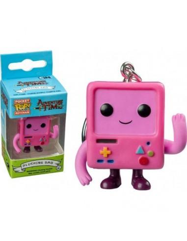 Pop Keychain Bmo Blushing. Adventure Time