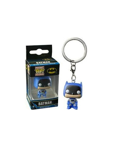 Pop Keychain Blue Batman. Batman