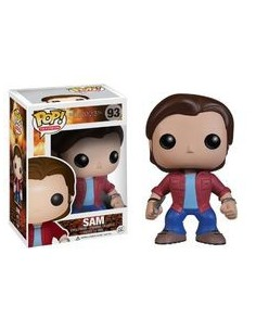 Pop Sam Winchester. Supernatural