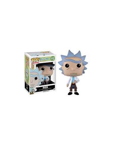 Pop Rick. Rick & Morty.