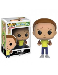 Pop Morty. Rick y Morty