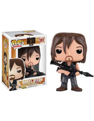 Pop Daryl with rocket launcher. The Walking Dead