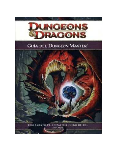 D&D: 4TH Guia del Dungeon Master