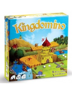 Kingdomino. Board Game