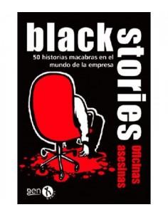 Black Stories: Killer Offices