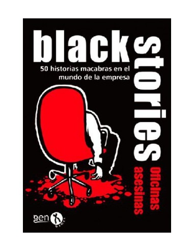 Black Stories: Killer Offices