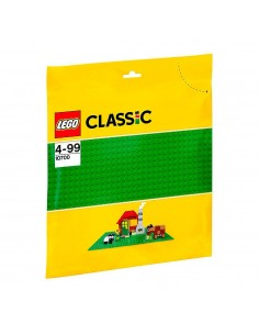 Green Color Base Lego