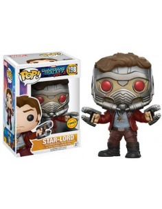 Pop Starlord. Chase Edition