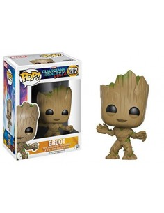 Pop Young Groot. Guardianes de la Galaxia