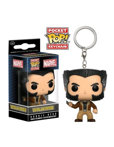 Llavero Mini Funko Pop Logan