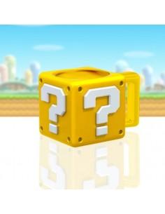 Mug Shaped Question Block