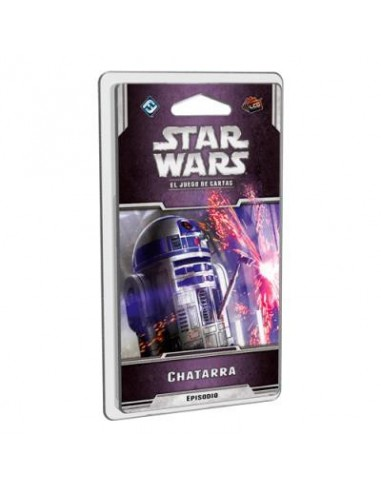 Star Wars LCG: 5.4 Chatarra