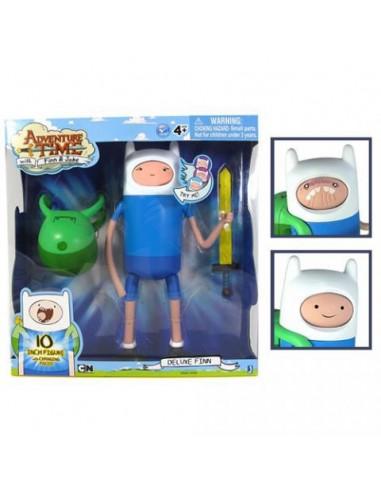 Figura Finn el Humano Deluxe (25cm)
