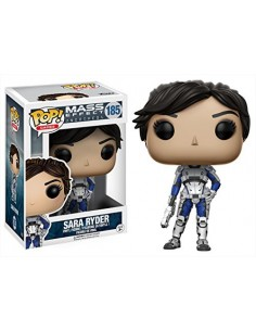 pop Sara Ryder. Mass Effect