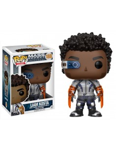 Pop Liam Costa. Mass Effect