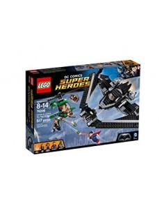 Lego Super Heroes of Justice: Sky High battle