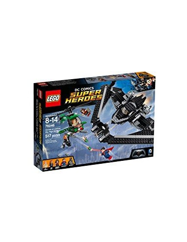 Lego Super Heroes of Justice: Sky High battle