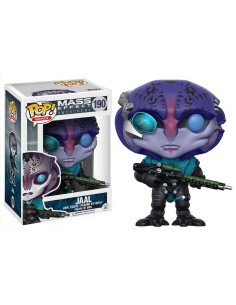 Pop Jaal. Mass Effect Andromeda