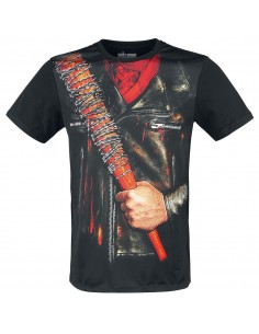 Camiseta Traje de Negan de The Walking Dead