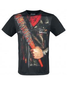 T-shirt Negan Costume The Walking Dead