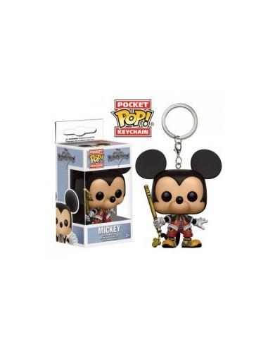 Pop Keychain Mickey. Kingdom Hearts