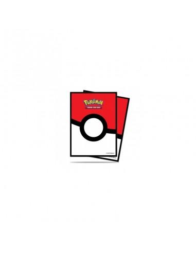 Pokemon Sleeves Pokeball