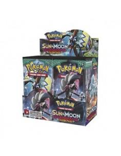 Pokemon Sol y Luna. Albor de los Guardianes Sobre