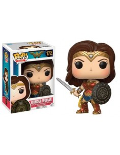 Pop Wonder Woman. Wonder Woman