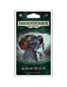 Arkham Horror LCG: 1.3 Blood on the Altar
