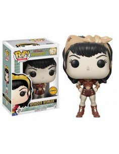 Pop Wonder Woman Chase. Dc Comics Bombshells