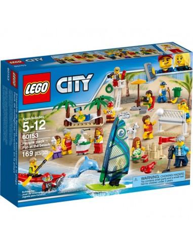 Lego City : Fun at the Beach