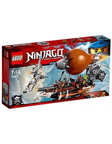 Lego Ninjago : Assault Zepelin